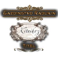 GAZDINSTVO RADUKIN TITEL KITNIKEZ