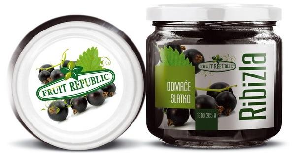 Ekofarm Fruit Republic Slatko od ribizla