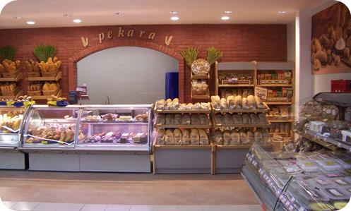 Delhaize Serbia doo Maxi meso, hleb i peciva
