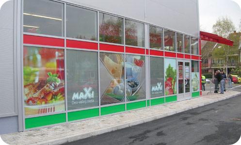 Delhaize Serbia doo Maxi spolja