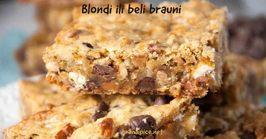 Recept za blondi (beli brauni)
