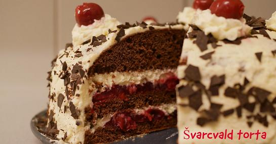 Švarcvalad torta