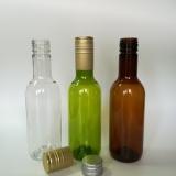Akcija za plastične boce za vino, likere, dresinge, umak, sirće i ulje