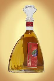 Zlatna Biserka rakija, plum brandy