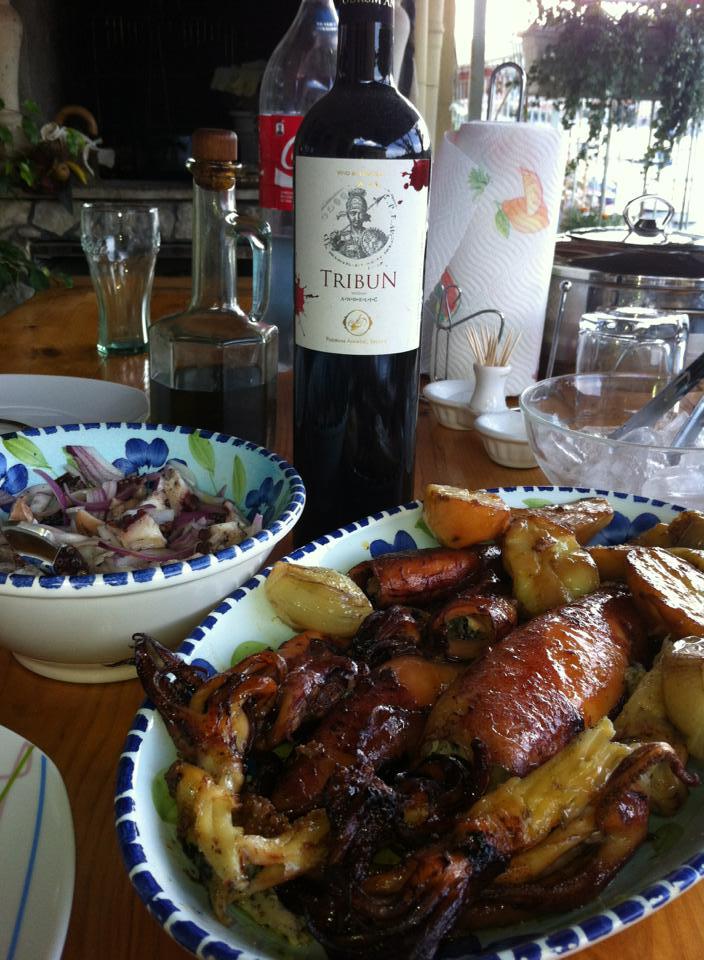 Podrum Anđelić Trebinje Crveno vino Tribun, Red wine