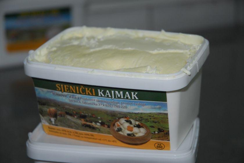 Turković Sjenica kajmak