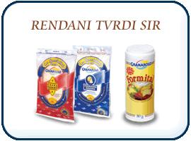 Fruterra doo Rendani tvrdi sir Parmezan
