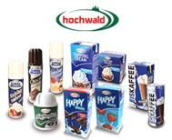 Fruterra doo Hochwald šlag, mleko za kafu