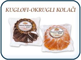 Fruterra doo Kuglofi okrugli kolači