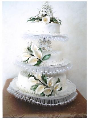 Maestro Nikola Za izradu svadbene torte po vašoj želji i ukusu potrebno nam je 7 dana