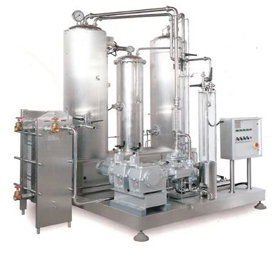 Primar Tehno doo Premix - automatski uređaj za proizvodnju gaziranih pića