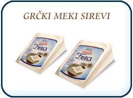 Fruterra doo Grčki meki sirevi