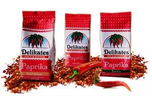 Delikates Spice & Pepper doo Martonoš slatka mlevena začinska paprika ljuta mlevena začinska paprika tucana sudžuk paprika