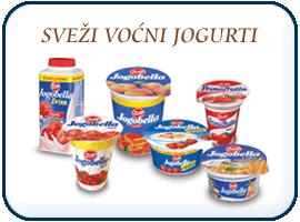 Fruterra doo Sveži voćni jogurti