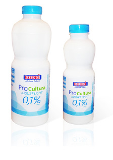Bodri doo mlekara Takovo Procultura jogurt light