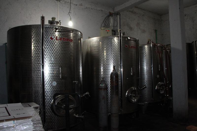 Vinarija Milović proizvodnja vina