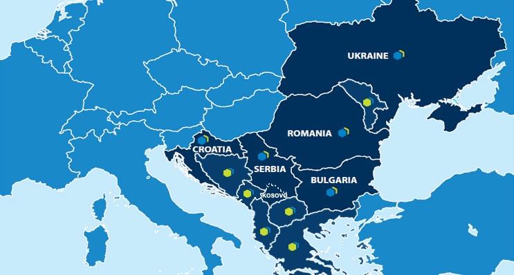 Interallis Chemicals doo distribucija hemijskih proizvoda u Jugoistočnoj Evropi