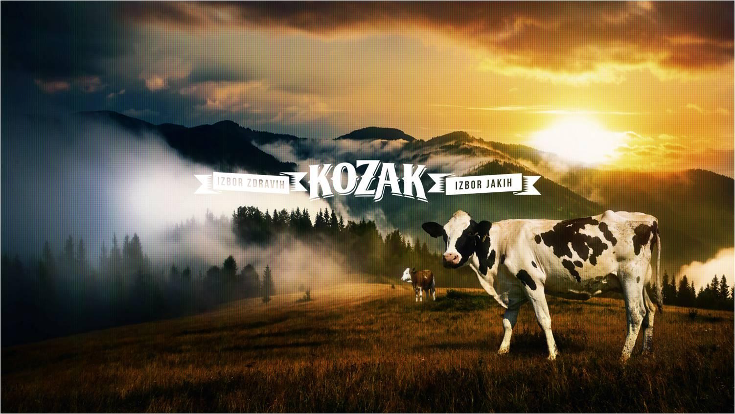 Kozak doo Beograd Kravlji i kozji sirevi