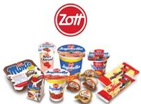 Fruterra doo Zott vočni jogurti, čokoladni dezerti